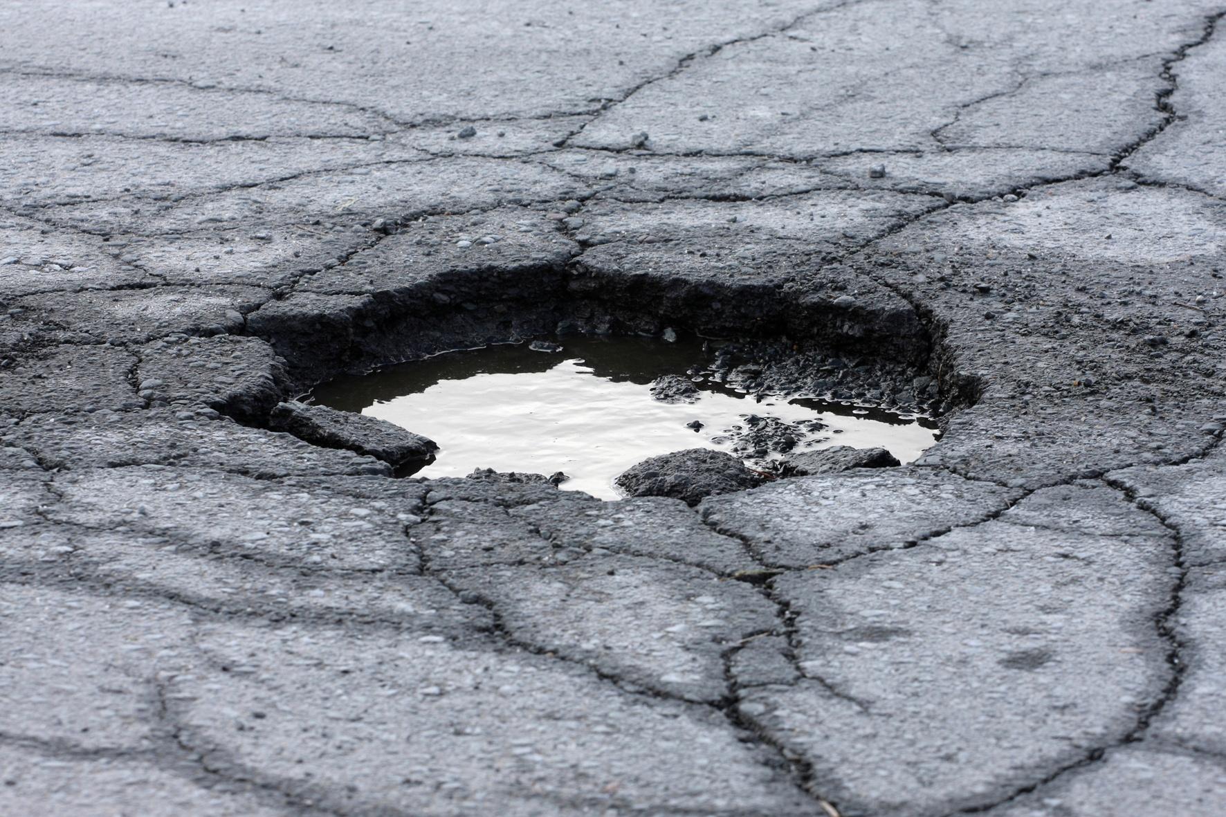 Pothole - Road Maintenance