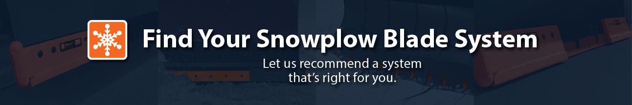Find Your Snowplow Blade System - Winter Equipment Website