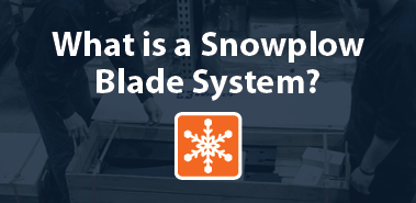What is a Snowplow Blade System? - Winter Equipment Website