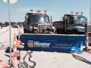 Winter Equipment Sponsored the Roadeo in Green Bay, WI